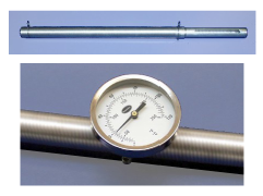 Thermometers - Omac F196.C et Omac F196.A