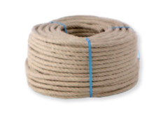 Polyester rope – Imitation hemp - Gattegno
